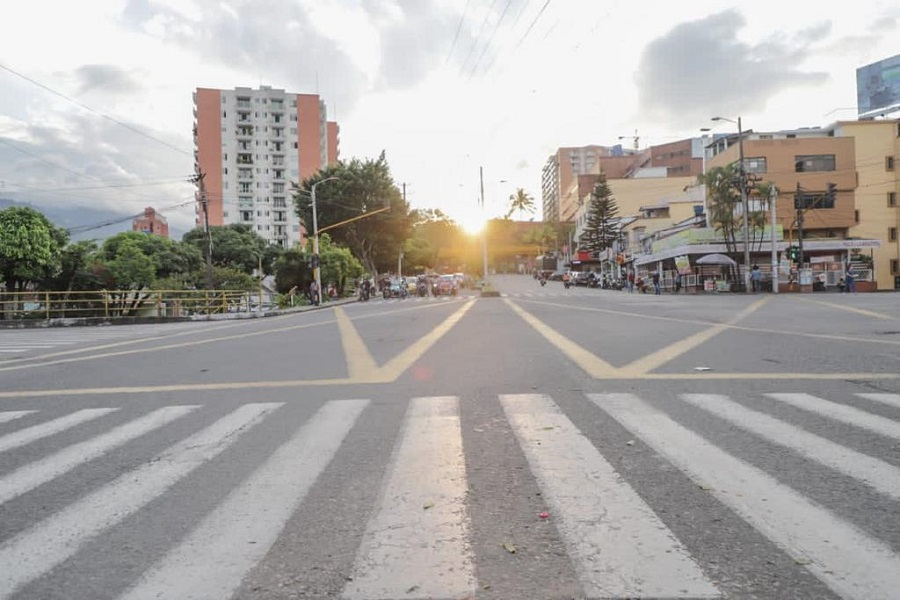 Calle 60 Ibagué