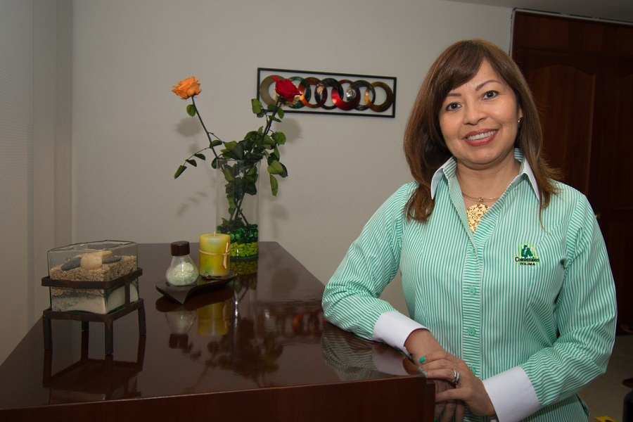 Comfenalco, Diana Lucia Reyes