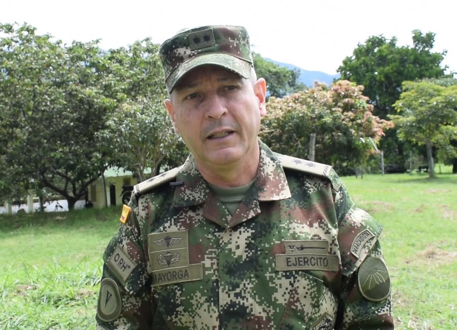 General Marco Mayorga HD