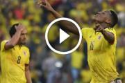 En video: Colombia 2-2 Uruguay | Fecha 10 - Eliminatoria