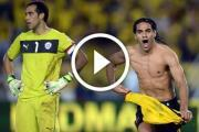 En video: Colombia 3-3 Chile | Rumbo a Brasil 2014