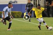 En video: Colombia 0-0 Argentina | Amistoso preolímpico