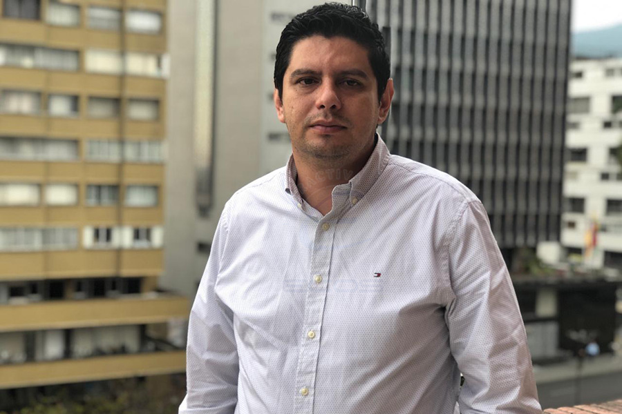 Julián David Muñoz, gerente Clinaltec