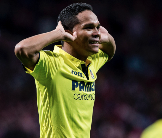 En video: el golazo que marcó Carlos Bacca en la Europa League