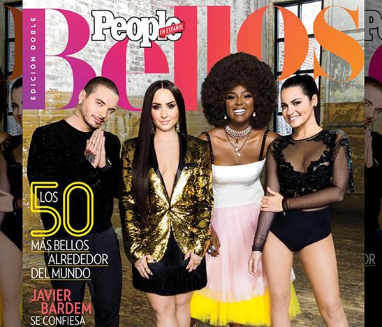 50 bellos Revista People 2018 HD