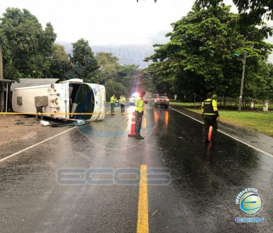 Accidente Cootranstol Chicoral