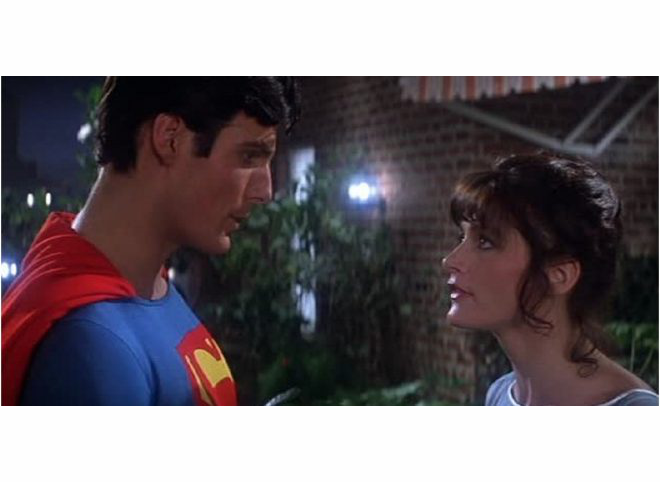 Superman y Lois Lane Clasico