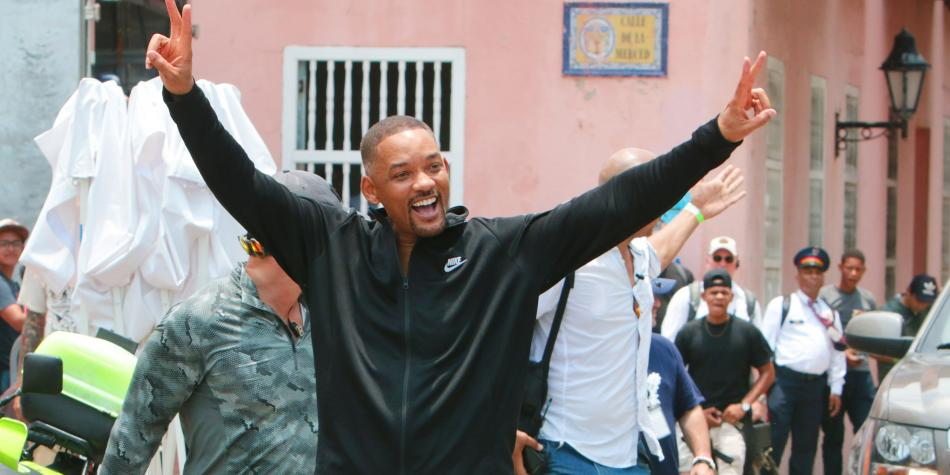 Will Smith en Cartagena HD